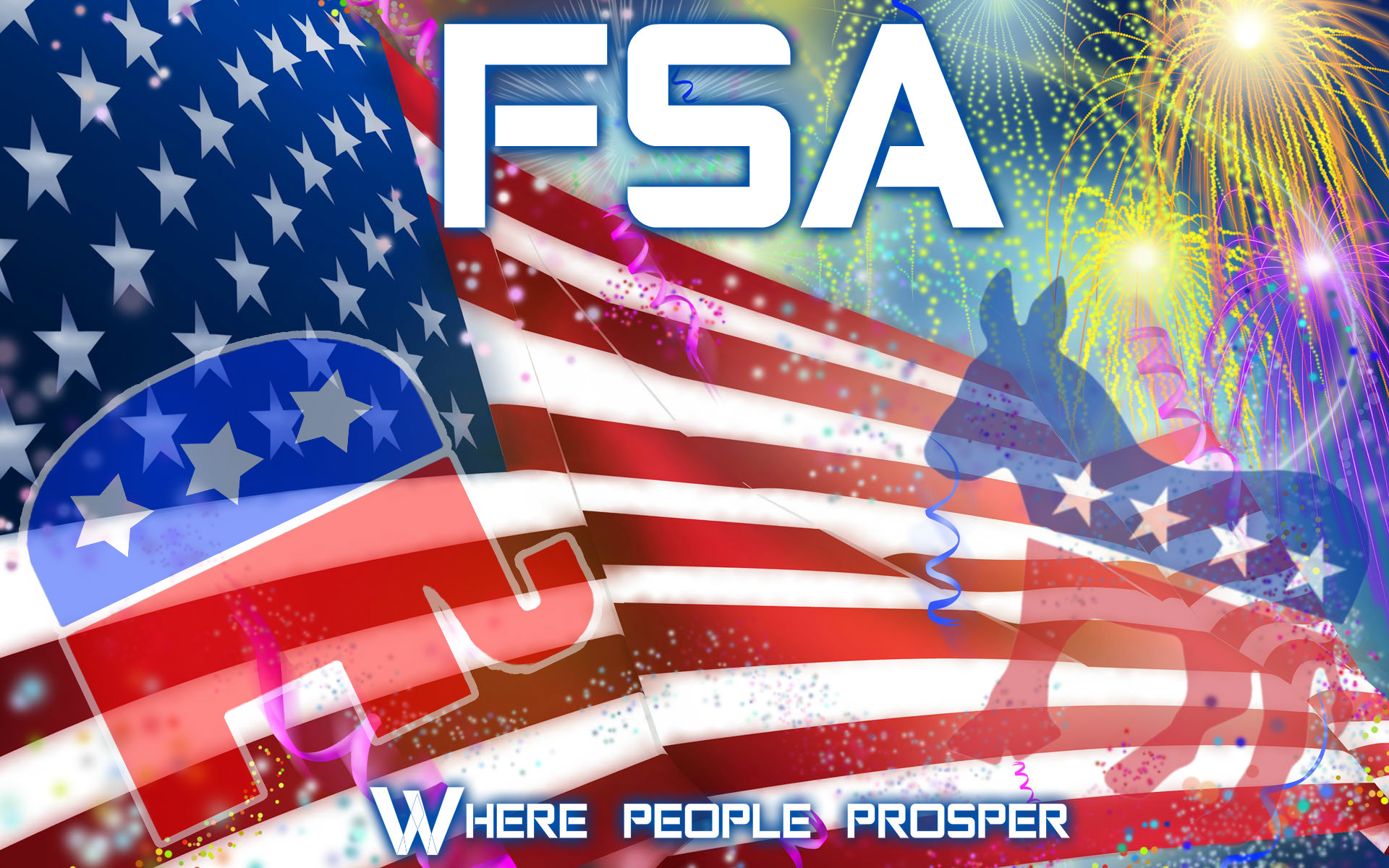 Fsa Logo Les Etats Unis Fan Art 36532770 Fanpop