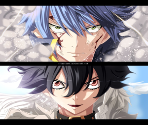 *Jellal v/s Midnight*