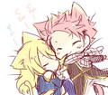 Kawaii NaLU - fairy-tail fan art