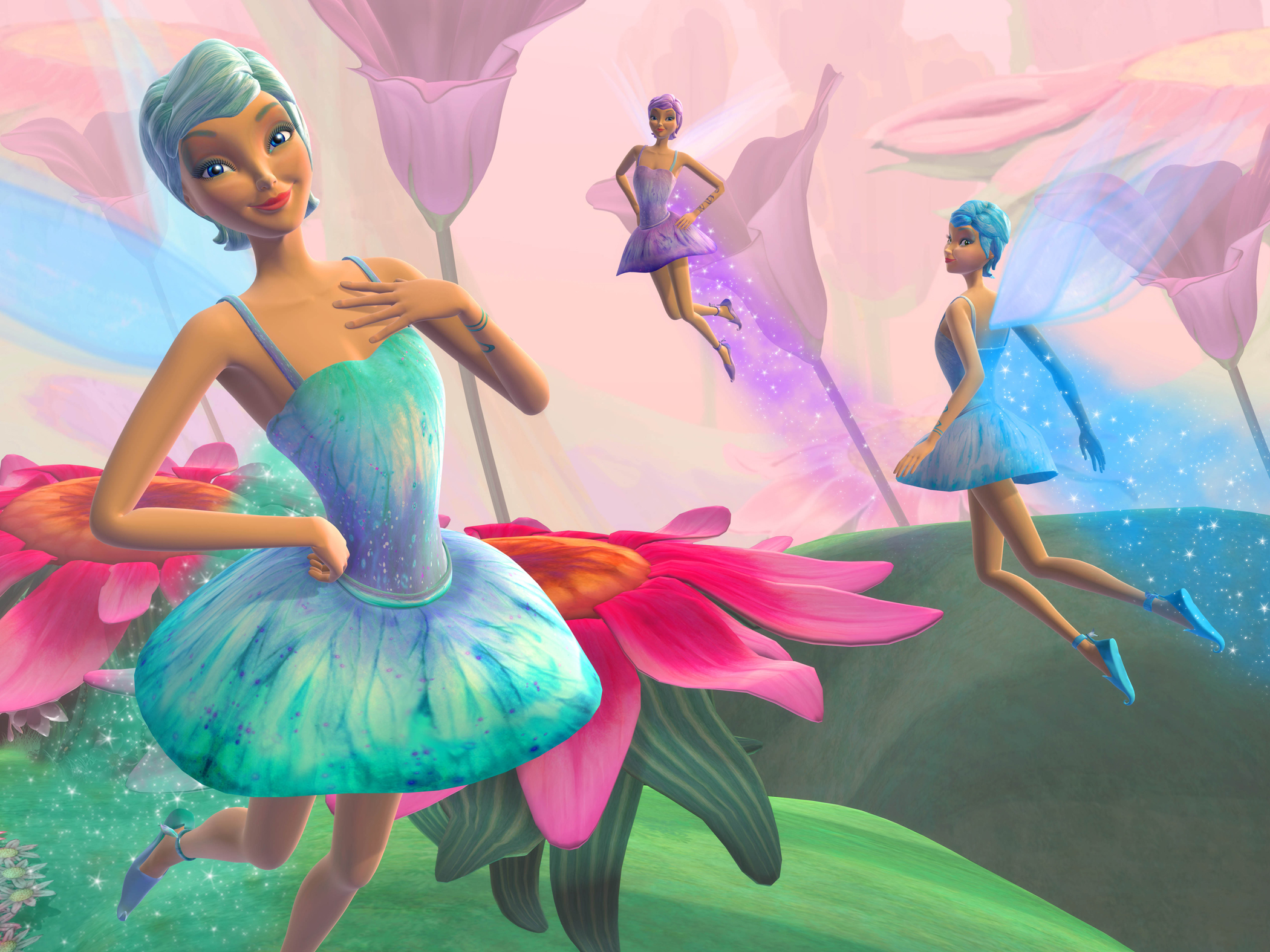 Fairytopia Elina Images The Pixies Hd Wallpaper And