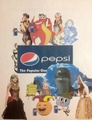 Pepsi Super Bowl Ad - fanpop fan art