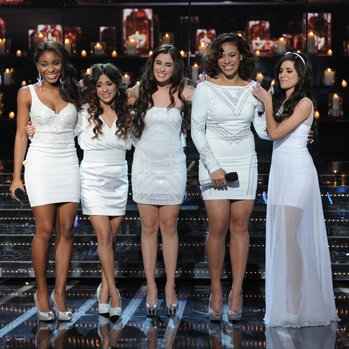 fifth harmony x factor usa 2012