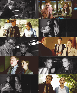【fitz & simmons ; agents of shield】