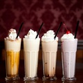 Milkshakes  - food photo