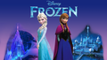 Frozen - Arendelle and Elsa's Ice kasteel