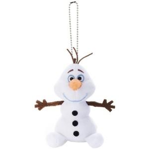 Olaf keychain
