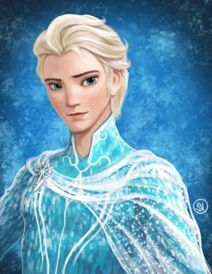 Elsa - King Elsander