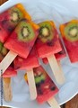 Watermelon Whole Fruit Popsicles