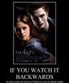 Twilight Backwards