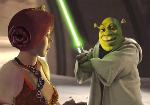 Shrek And Fiona Funny Movie Pictures Photo 36589626 Fanpop