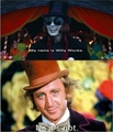 Willy wonka/No your not
