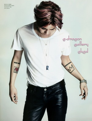 Gdragon hottie☜❤☞