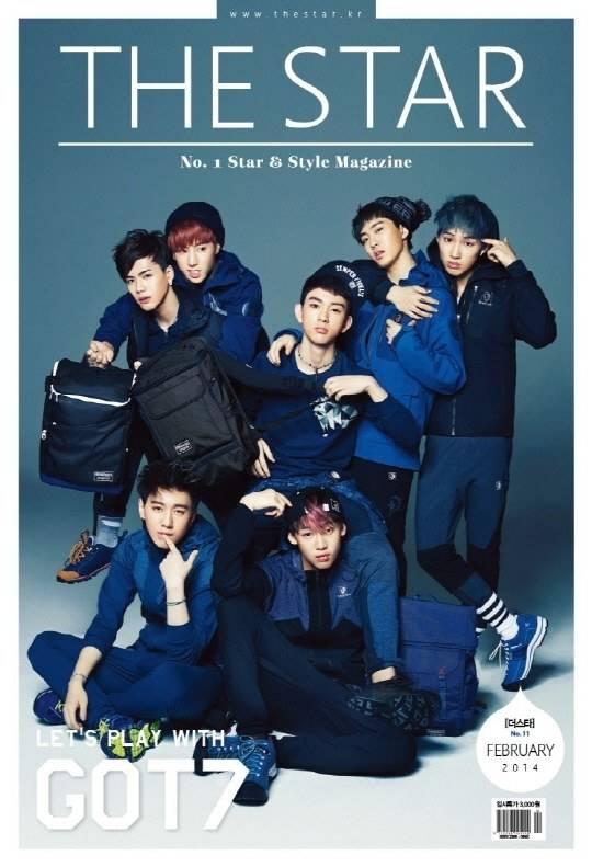 GOT7 'The Star' - GOT7 foto (36537219) - fanpop