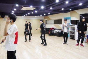 GOT7 on third episode of 'Real GOT7'