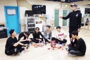 GOT7 on third episode of 'Real GOT7'