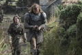 Sandor Clegane & Arya Stark - game-of-thrones photo