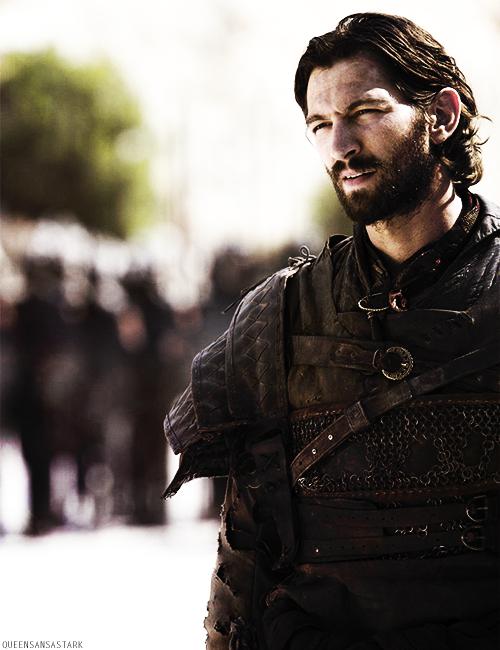 Daario Naharis - Game of Thrones Fan Art (36555816) - Fanpop Daario Naharis