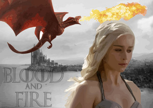 Daenerys Blood and apoy