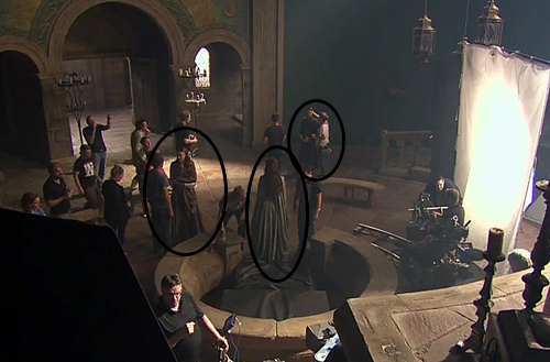 Game Of Thrones Imagens Season 4 Behind The Scenes Wallpaper And