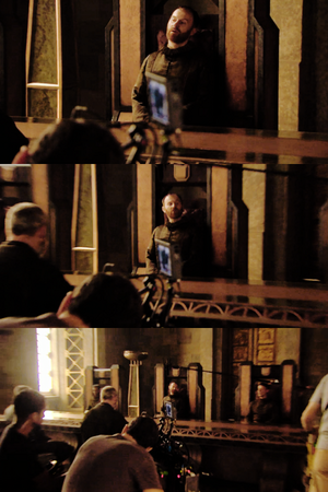 Mark Gatiss as Tycho Nestoris in Game of Thrones Season 4