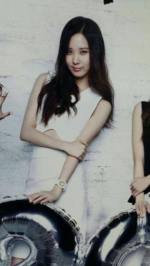 SNSD Seohyun 20th Casio Baby