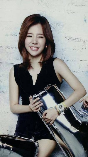 SNSD Sunny 20th Casio Baby