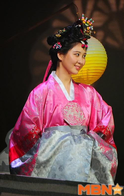 """Seohyun in """"Moon That Embraces The Sun"""""""