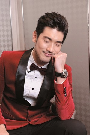 Godfrey for Beauty Magazine