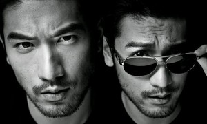 Godfrey for Elle Men (Feb. 2014)