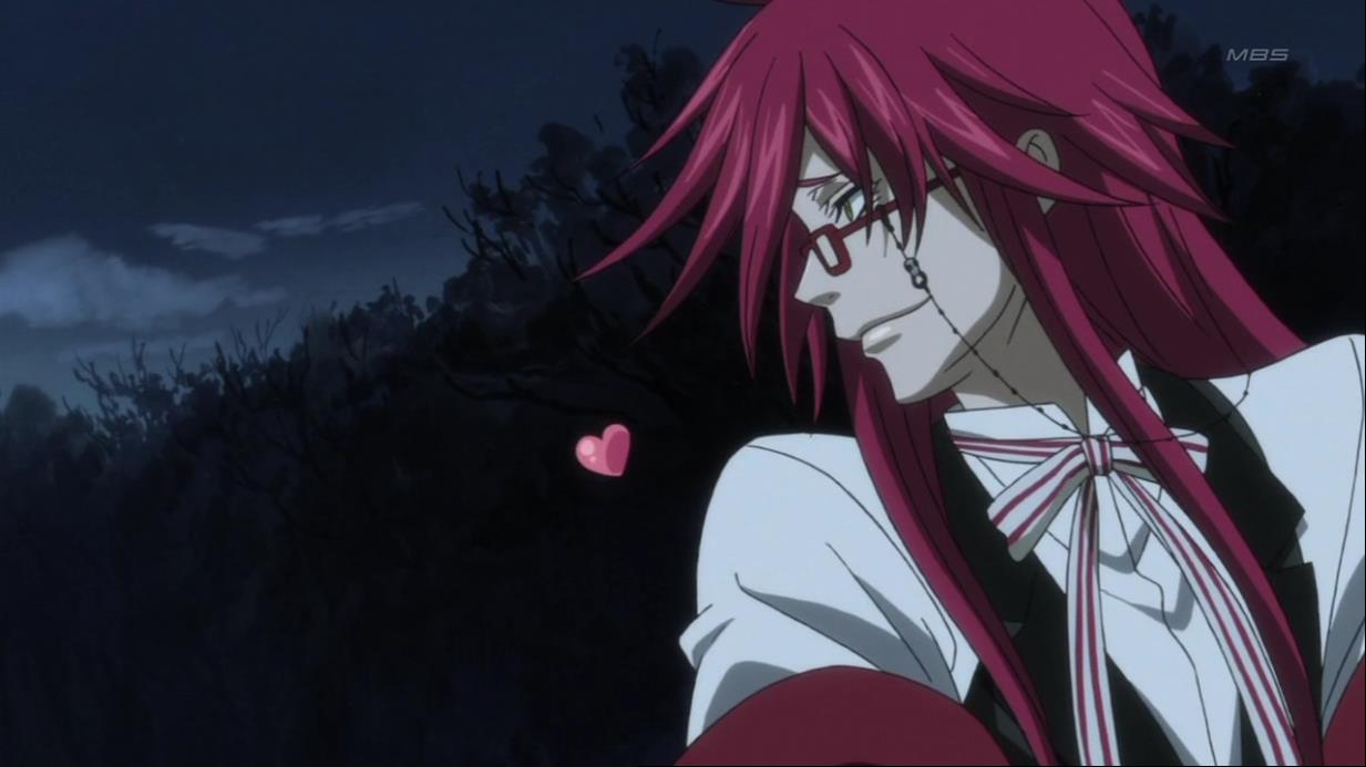 grell sutcliffe episode 12 quothis butler forlornquot