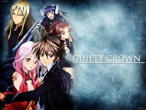 Guilty crown<3
