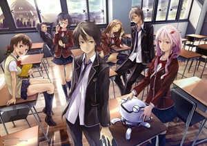 Guilty crown♡