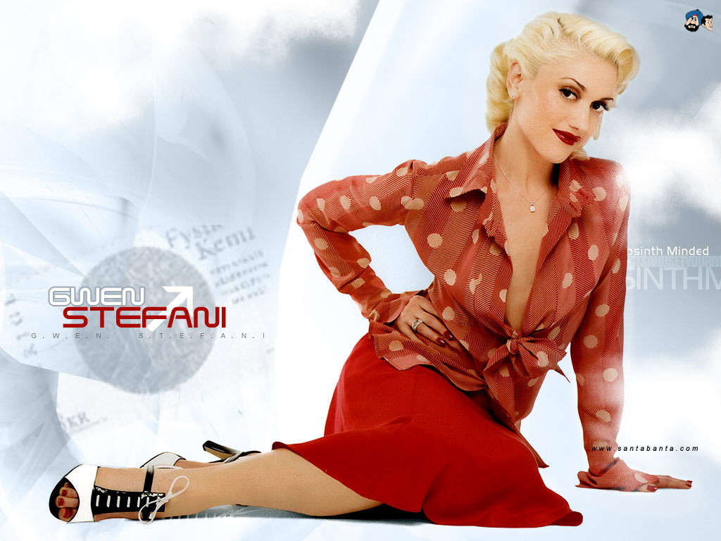 gwen stefani wallpaper cool - photo #6