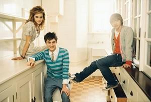 The golden Trio<3