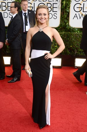 Hayden @ 71st Annual Golden Globe Awards - January 12th