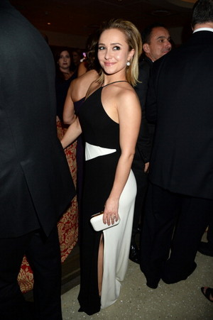 Hayden @ HBO's Post Golden Globe Party - January 12th
