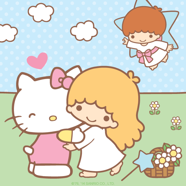 Hello Kitty Images Hello Kitty And Friends Wallpaper And