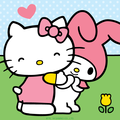Hello Kitty and دوستوں
