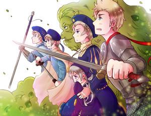 The nordic's!