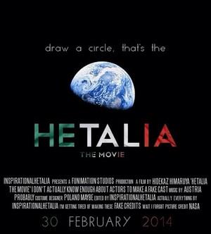 hetalia - axis powers The Movie~!