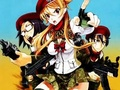 Fight For Life! - highschool-of-the-dead photo