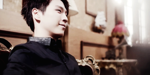 Himchan wallpaper entitled Himchan - 1004(Angel) MV
