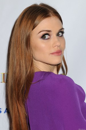 Holland attending Universal موسیقی Group 2014 Post-Grammy Party