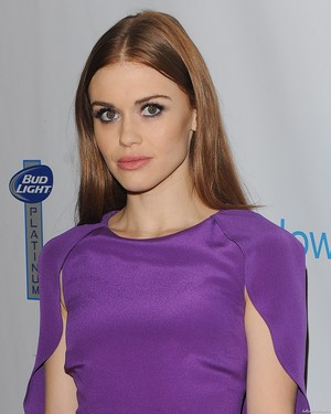 Holland attending Universal Musik Group 2014 Post-Grammy Party
