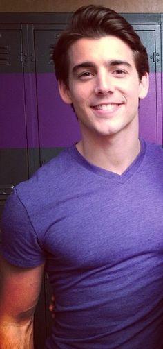 John Deluca cute smile