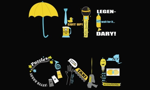 How I Met Your Mother kertas dinding titled himymwallpaper