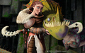 Valka HTTYD 2 Wallpaper - how-to-train-your-dragon wallpaper