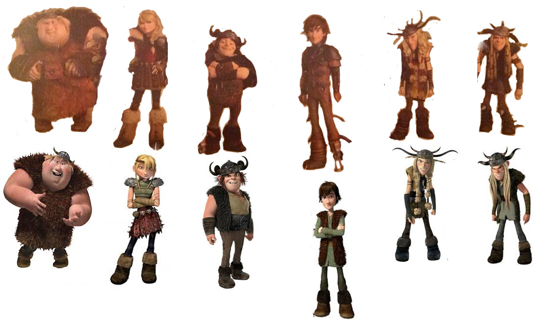 Character Design How To Train Your Dragon 2 : How to train your dragon images