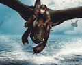 Korean How To Train Your Dragon 2 Poster