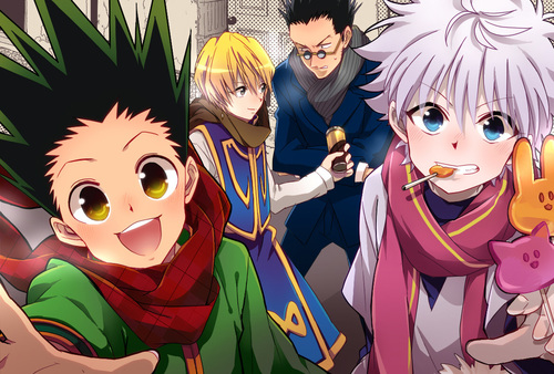 hunter x hunter wallpaper titled Hunter X Hunter